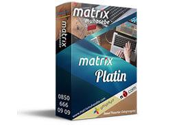 Matrix-Platin